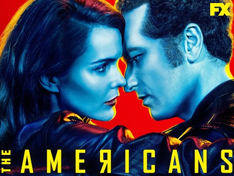 Amazon Prime Video The Americans