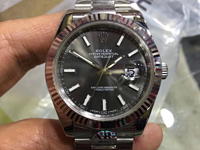 Replica Rolex Datejust II 126334 Grey