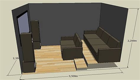 project  building norways smallest home cinema
