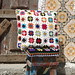 tiles & granny squares by wood & wool stool