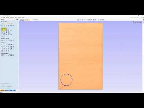 Hướng dẫn cơ bản phần mềm Aspire vẽ CNC xuất Gcode