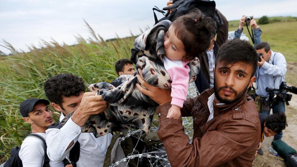 Uni Eropa Menjadi Negeri  Baru Bagi Bangsa Arab