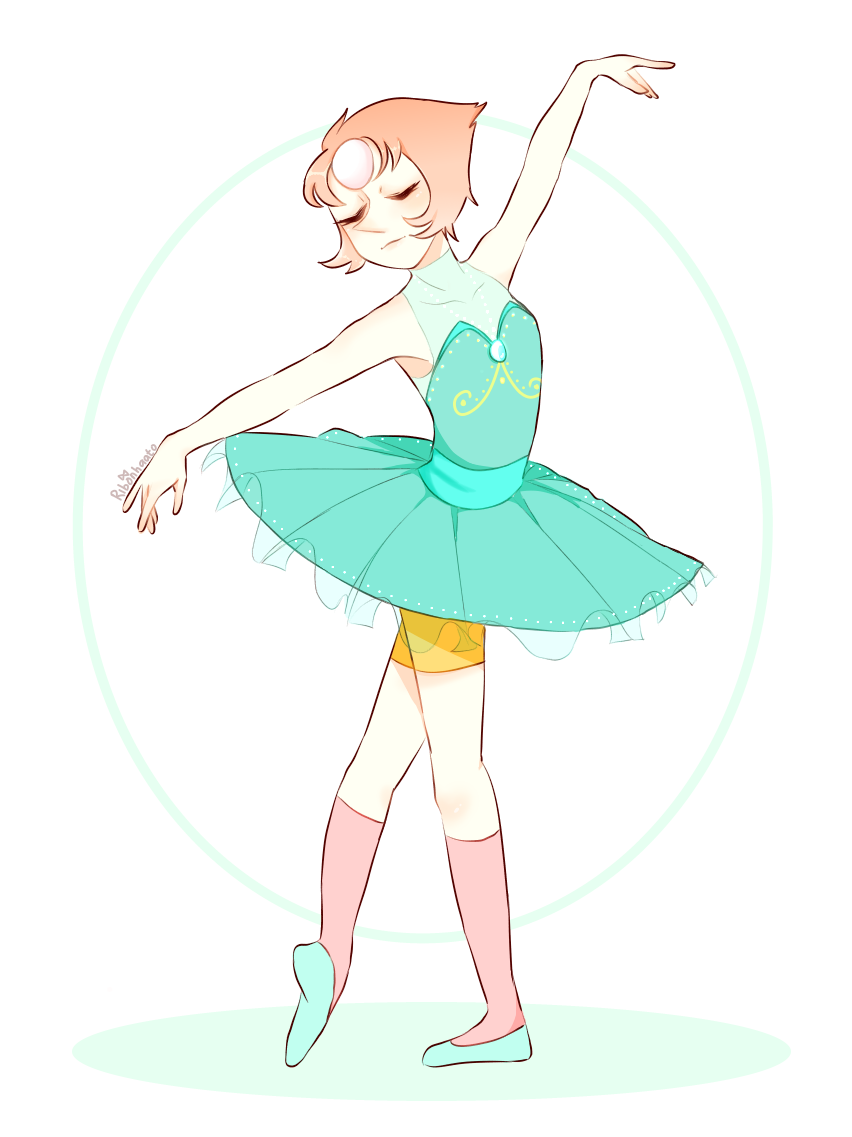 pearl and lapis