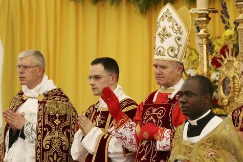 D. Bernard Fellay, superior geral da Fraternidade Sacerdotal São Pio X