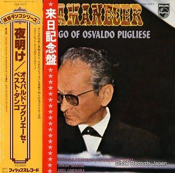 PUGLIESE, OSVALDO el amanecer / best tango of