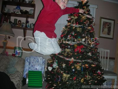 Tree jump