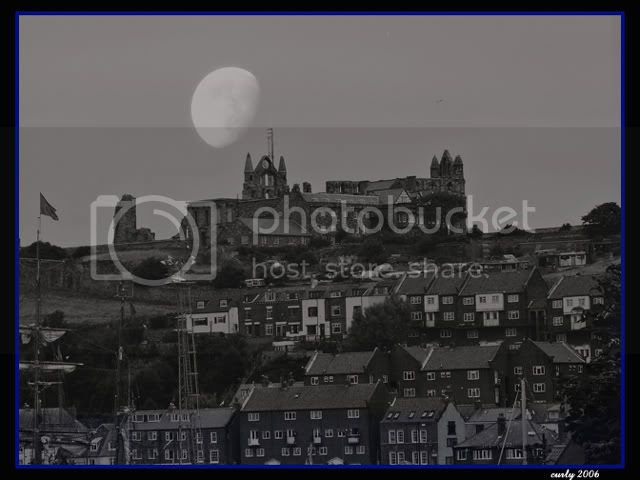 picture of Whitby Abbey