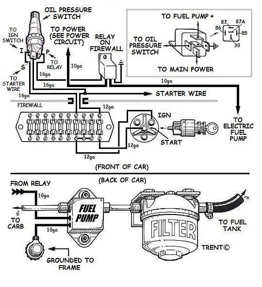 1972 Ford Fuel Pump Wiring Diagram 12 Volt Hydraulic Solenoid Valve Wiring Diagram For Wiring Diagram Schematics