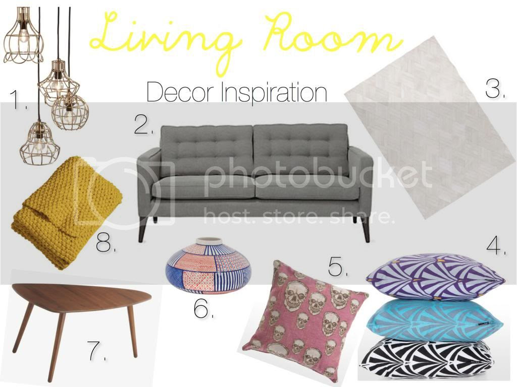 Grey Living Room Decor Inspiration