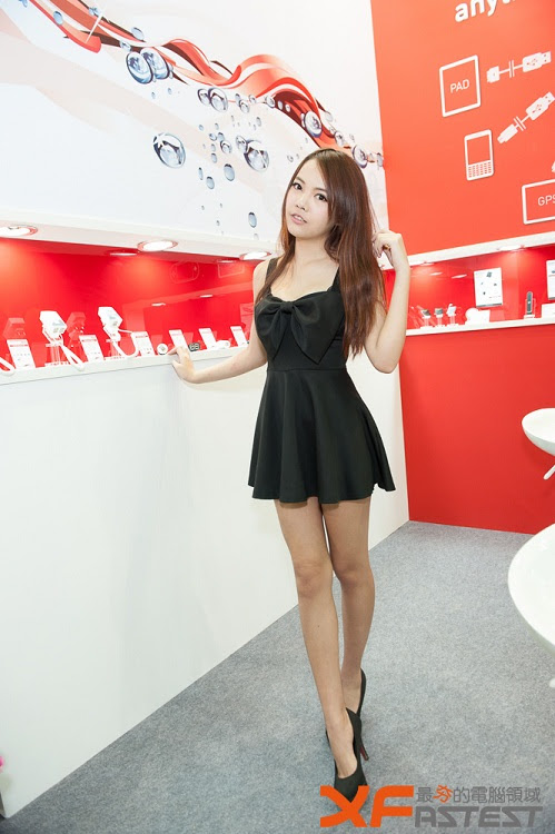 Booth Babes Computex 2014 (53)