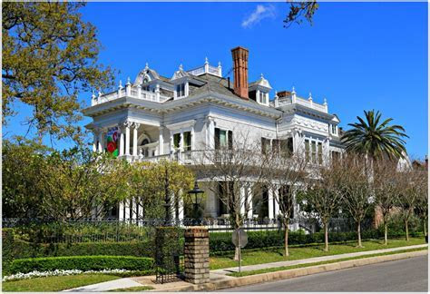 New Orleans Homes and Neighborhoods » Homes on St. Charles