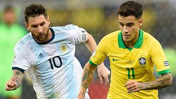 Brasil vs Argentina 2-0 Video Gol & Highlights