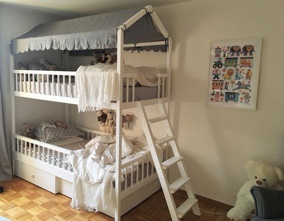 Kids Bed Twin Bed Design