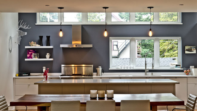 A Single-Wall Kitchen May Be the Single Best Choice