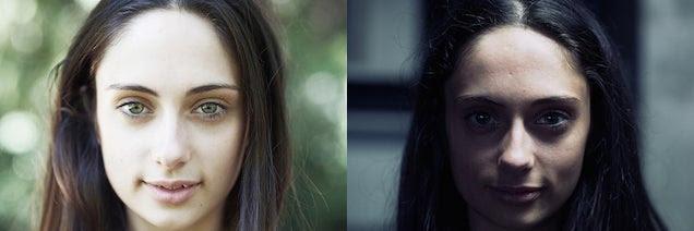 Cómo la luz transforma por completo los retratos fotográficos