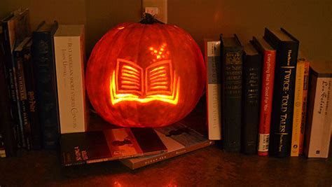 Geauga County Public Library Sponsors Literary Pumpkin