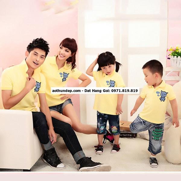 áo gia đình giá rẻ tphcm
