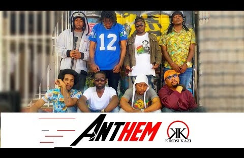 Download or Watch(Official Video) Kikosi kazi ft Chibwa –  Anthem