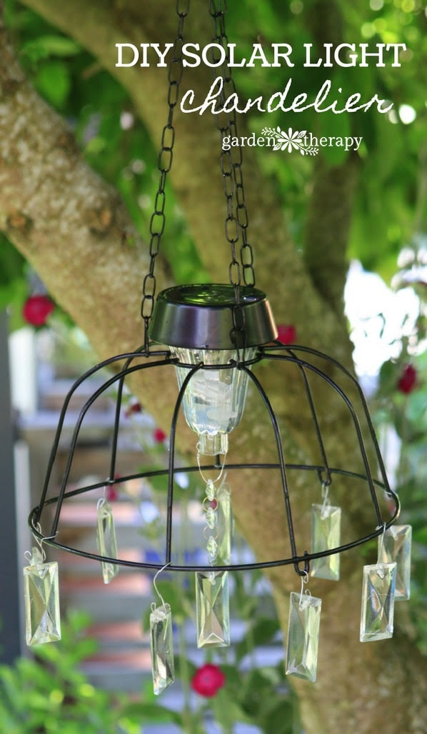 28 Cheap  Easy DIY Solar Light Projects For Home  Garden  Balcony Garden Web