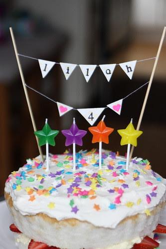 playgroup birthday celebration