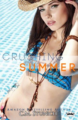 Crushing Summer by C.M. Stunich