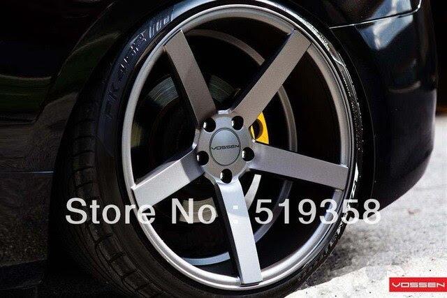 Modified Car Rim 17 18 Inch Wheel Vossen Cv3 A