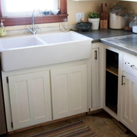 cabinet door trim update shaker