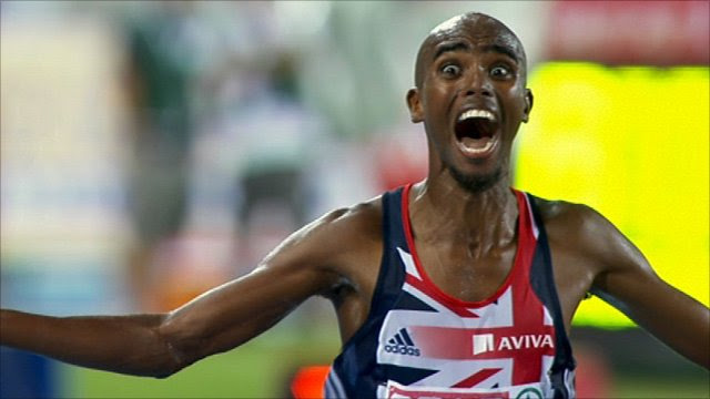 Mo Farah wins European 10,000m gold