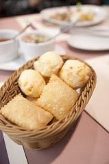 Pão de Queijo, Barbacoa Grill, Aoyama