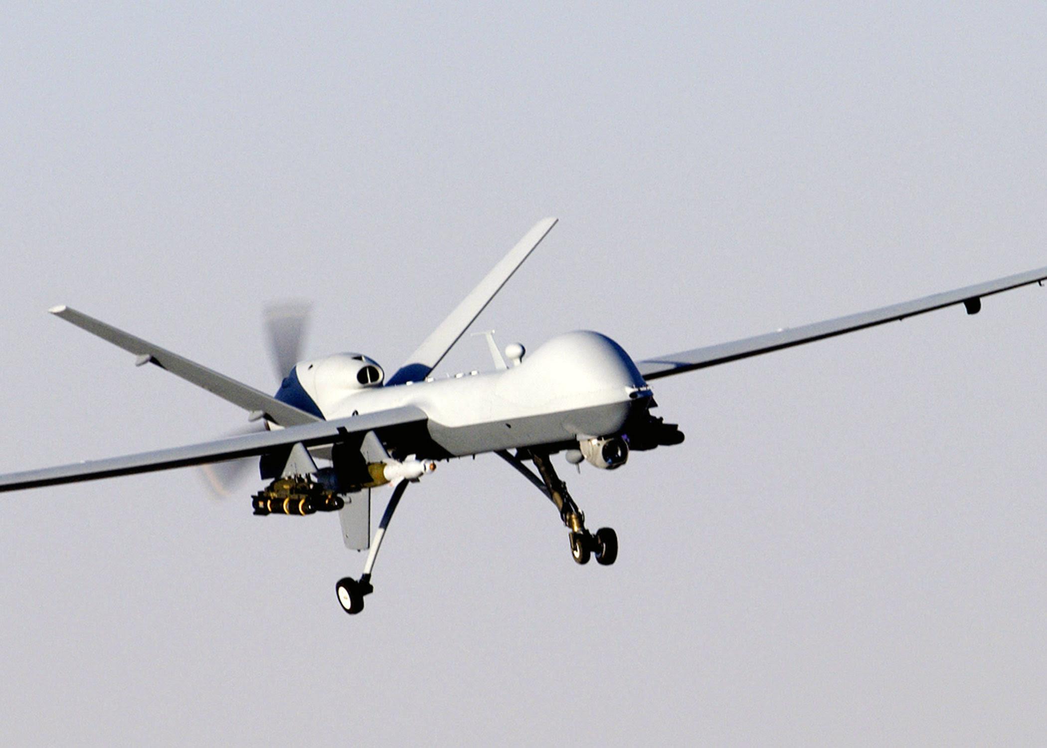 Menuju skuadron UAV TNI AU !