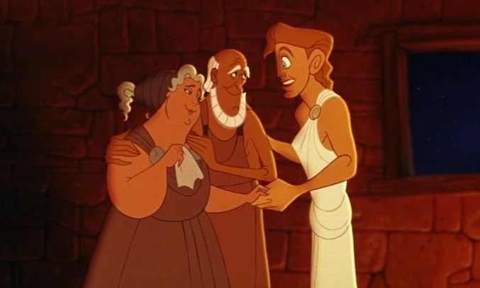 Disney Mom- Hercules 2