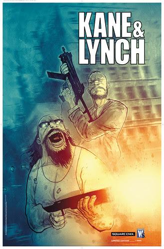 Kane & Lynch SDCC
