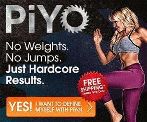piyo define  body dvd exercise list