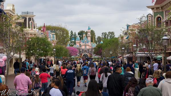 Disneyland Resort, Disneyland, Main Street U.S.A., Sleeping, Beauty, Castle