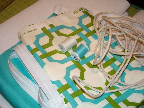 AB Weekender Bag Supplies