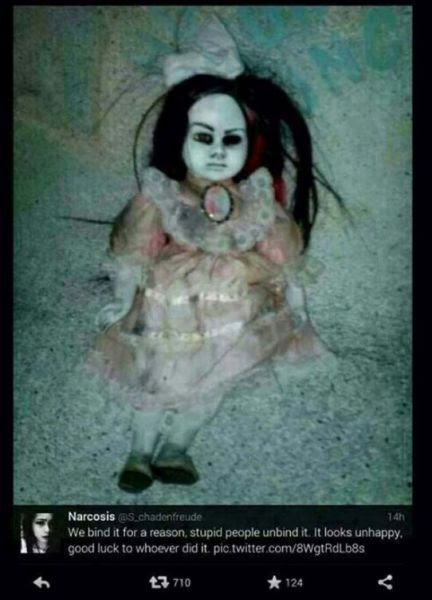 Is This Doll Really Evil?