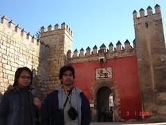 Real Alcázar, Seville, Spain