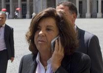 La ministra della Giustizia, Paola Severino