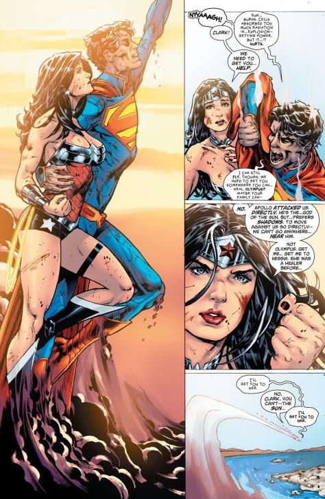 Superman-Wonder Woman (2013-) 007-008
