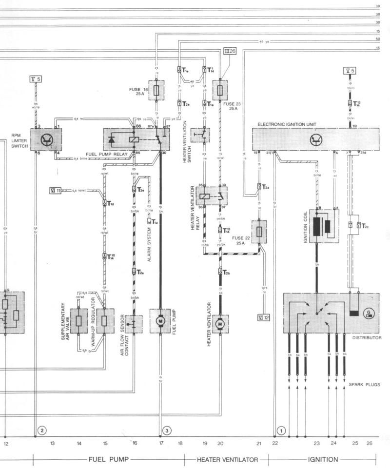 fuel pump relay 1980 911SC - Pelican Parts Forums