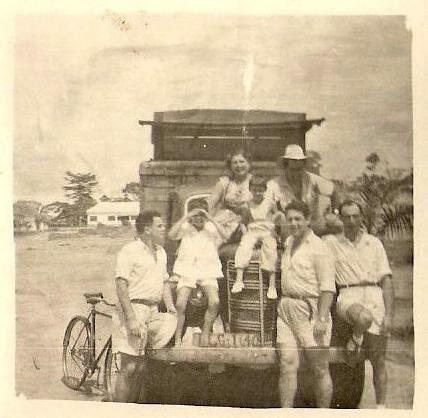Estrada de Bata(Guinea)