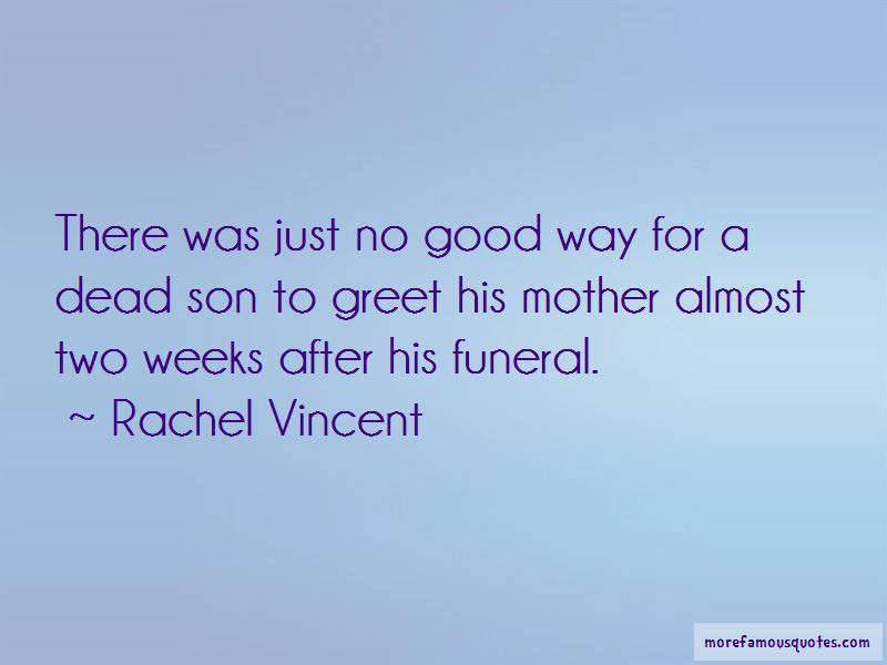 Quotes About Dead Son Top 50 Dead Son Quotes From Famous Authors