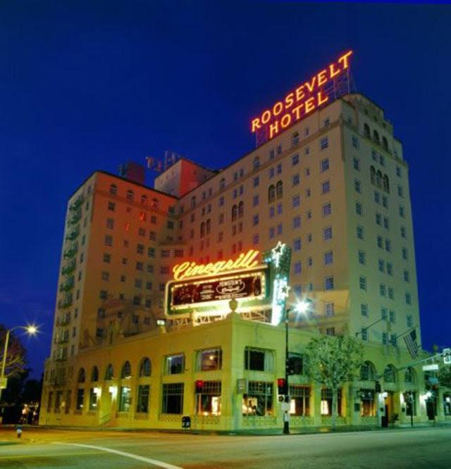 Image result for hollywood roosevelt hotel images
