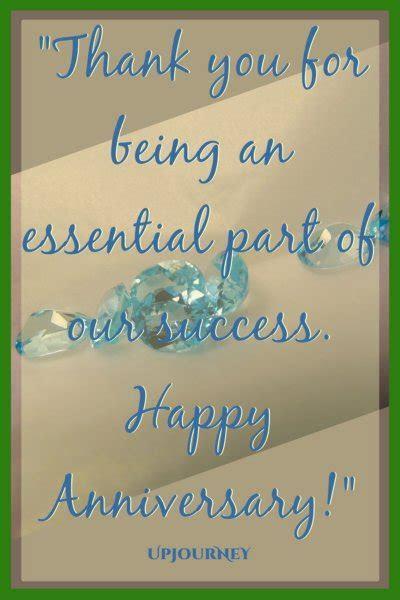 50 [HAPPY] Work Anniversary Quotes