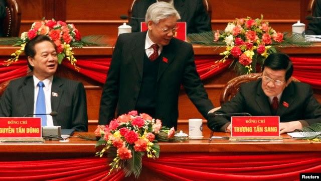 Tờ Hoàn cầu Thời báo thuộc cơ quan Ngôn luận của Đảng CS Trung Quốc từng đăng bài bình luận nhận định rằng Thủ tướng Việt Nam Nguyễn Tấn Dũng đang nhắm tới chiếc ghế Tổng bí thư Đảng CSVN.