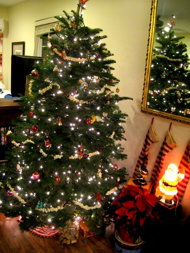 Christmas tree 2011.
