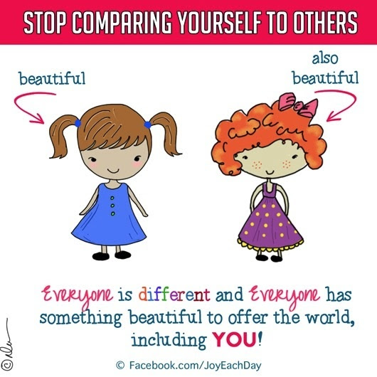 Dont Compare Yourself To Others Quotes On Quotestopics