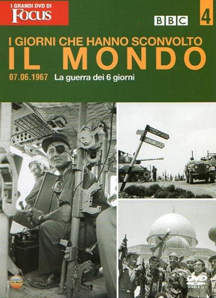 Copertina del DVD da cui è tratto il documentario.