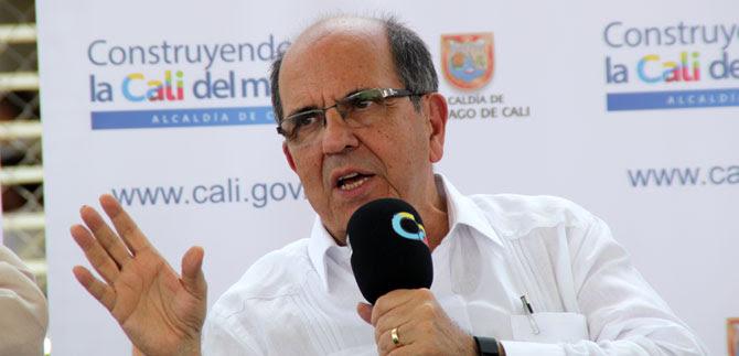 Alcalde mostrará a emisarios de ONU acciones para contrarrestar el delito en Cali