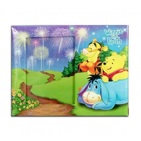Winnie The Pooh Frame 1015cm Snimkitevi